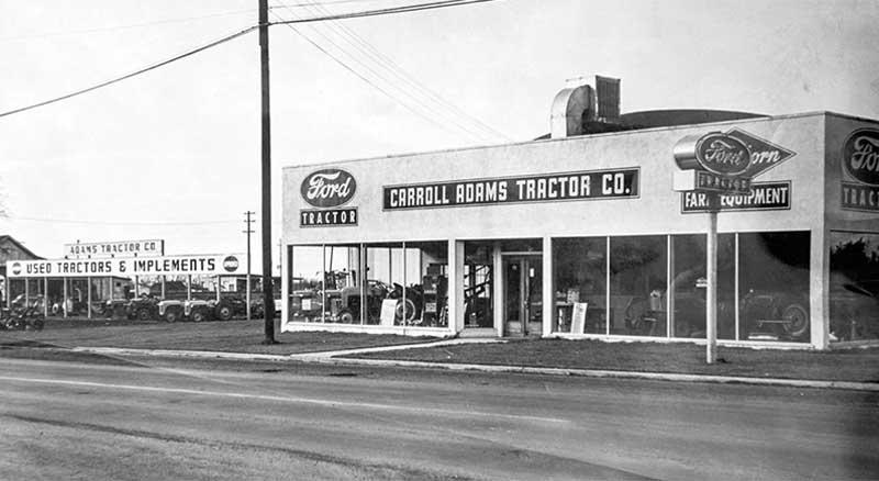 Carroll Adams Tractor
