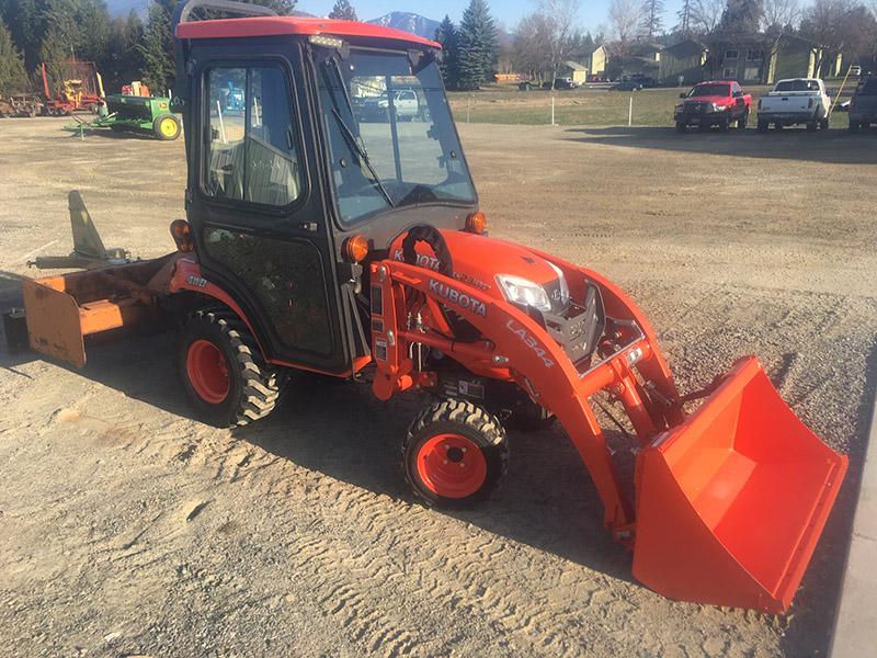 Kubota BX2380 Tractor Loader