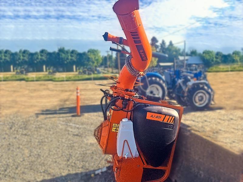 Jacto AJ401A Cannon Sprayer